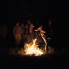 Der Sprung übers Feuer